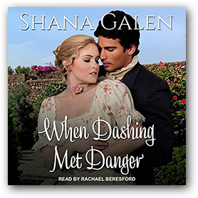 When Dashing met Danger Audiobook