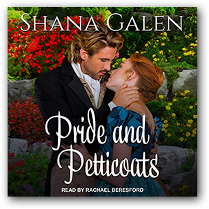 Pride and Petticoats Audiobook